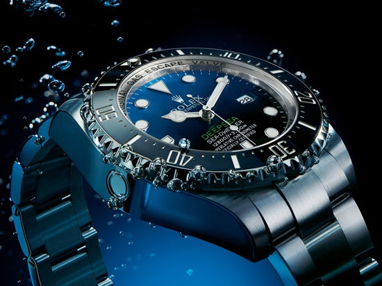 2 - Rolex Debuts Watch Inspired by James Camer…