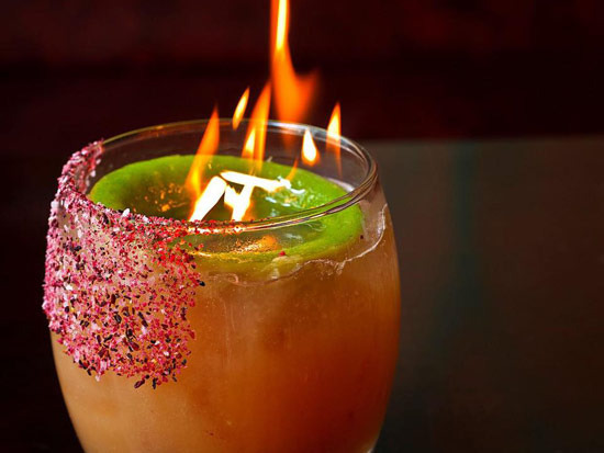 2 - The Warmest Cocktails in Las Vegas