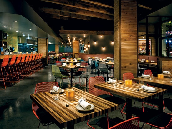 2 - Andiron Steak & Sea Opens & More Dining News