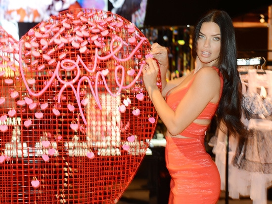 1 - What Does Adriana Lima Want for V-Day?