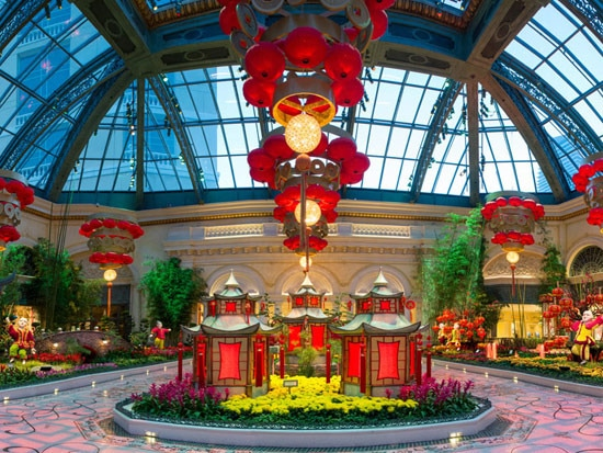 Where to Celebrate the Chinese New Year in Las Vegas