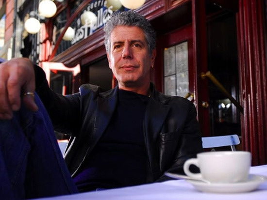 1 - How Does Anthony Bourdain Like His Whiskey?