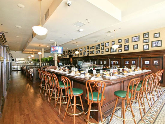 Expect green oysters, Guinness-glazed lamb chops with mint jelly and ...