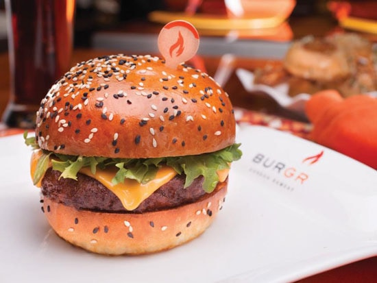 5 - We Find the Best Burgers in Vegas