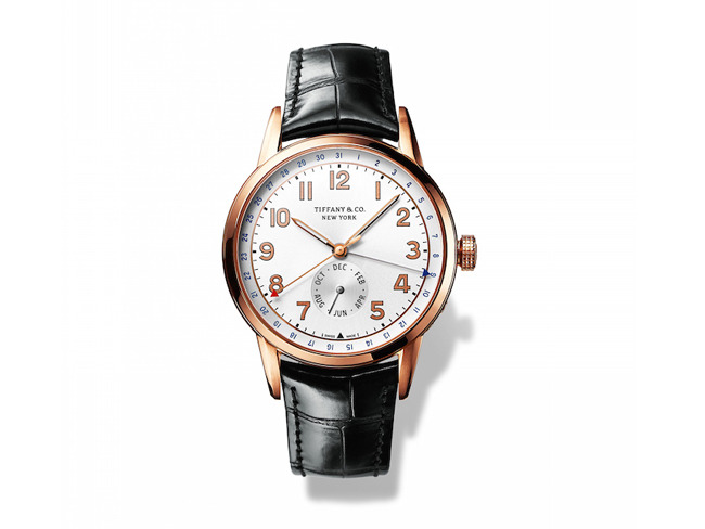 2 - Tiffany & Co. Unveils Newest Swiss-Made Watches