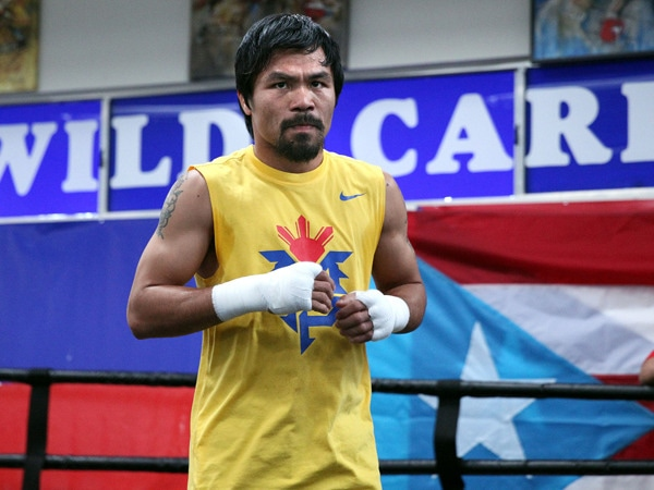 1 - What's Pacquiao Thinking About When He's i…