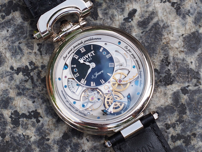 3 - Which New Bovet 1882 Watch Will Last Up to…