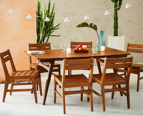 7 - The Only Outdoor Furniture You'll Need This Summer Midcentury ... - Outdoor Furniture For Your Home This Summer