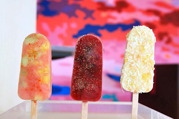 4 - 8 Frozen Treats to Beat the Vegas Heat