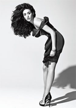 1 - Emmy Rossum Rules
