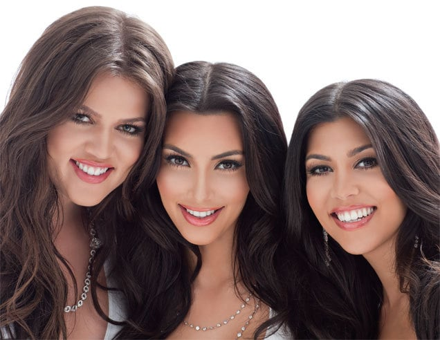 4 - The Kardashian Sisters' Mad Dash World
