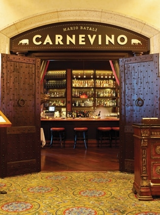 4 - Carnevino's Star Executive Chef