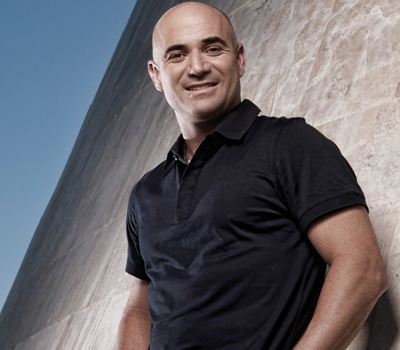 4 - Andre Agassi's Grand Slam for Children Grows