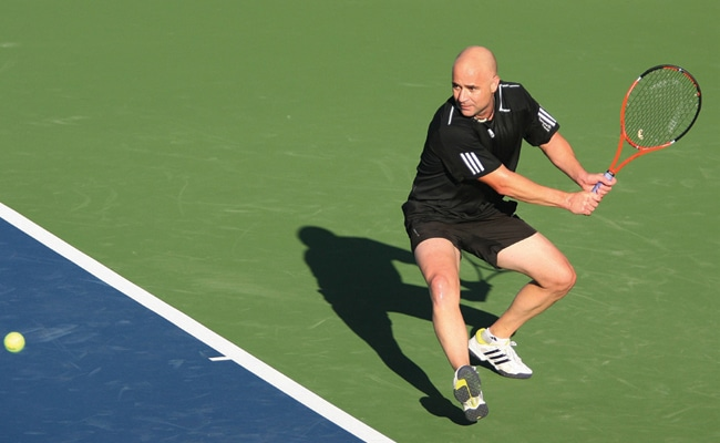2 - Andre Agassi's Grand Slam for Children Grows