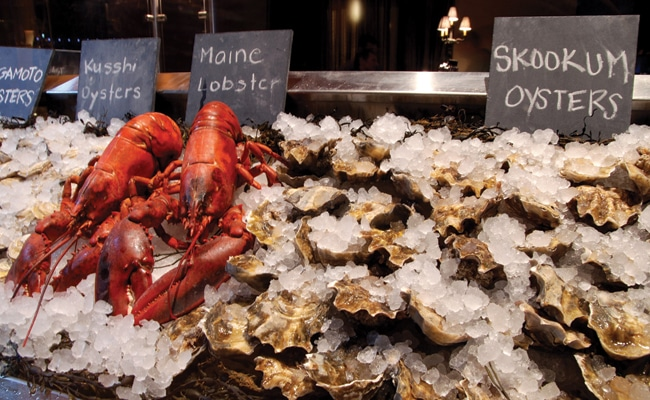 1 - The Best Oyster Bars in Vegas