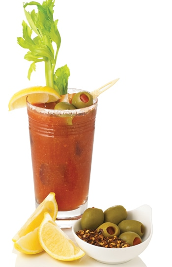 1 - Cocktail to Try: Kerry Simon's Bloody Mary