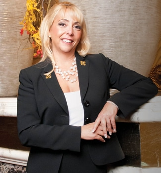 3 - MGM Grand's Jeanne Mills is the Concierge Queen