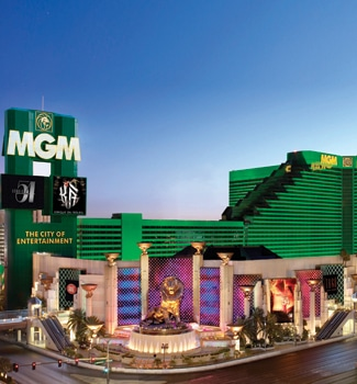2 - MGM Grand's Jeanne Mills is the Concierge Queen