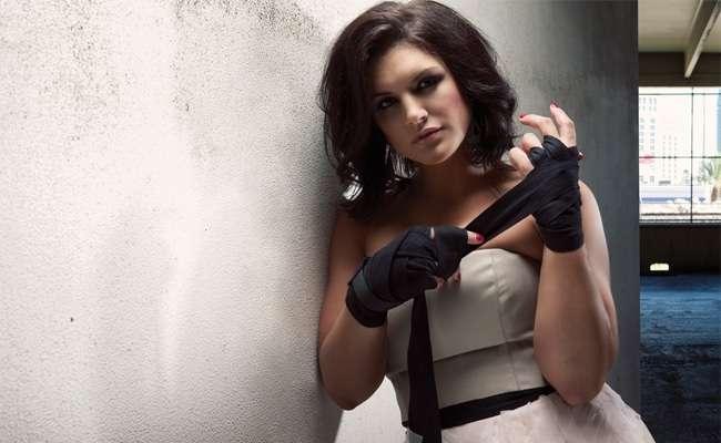 4 - Gina Carano and Ewan McGregor Discuss Haywire