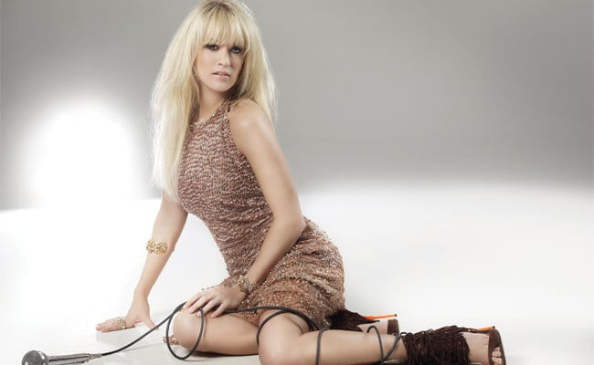 1 - Carrie Underwood Leaves Us Blown Away