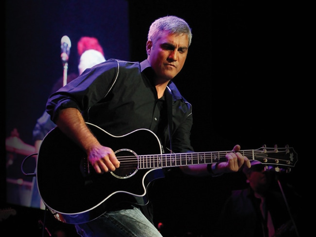 1 - Taylor Hicks' Yearlong Stint at Bally's