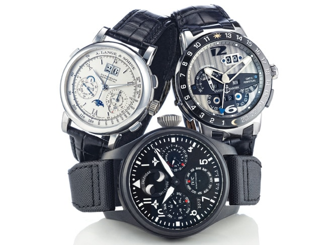 2 - Dual Functioning Timepieces
