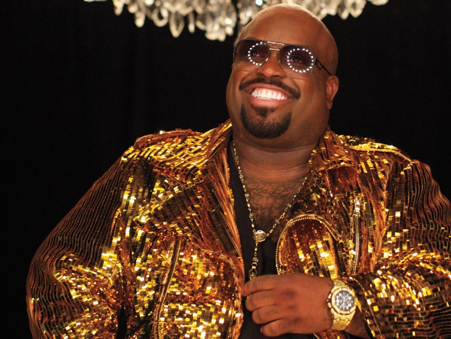 1 - CeeLo Channels Liberace at Planet Hollywood