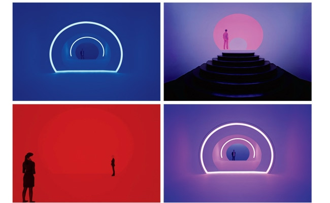 1 - James Turrell Turns on the Lights
