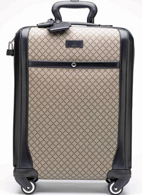 1 - Luxe Luggage for High-Rollers