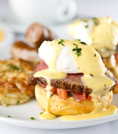 1 - Brunch Pick: Fleming's