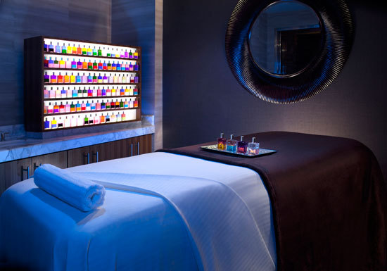 1 - Spa News: Qua Introduces Color Therapy