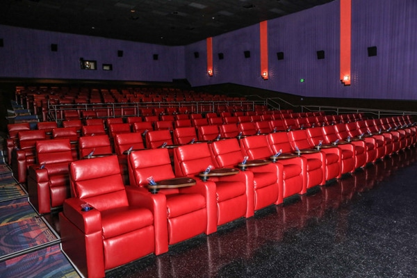 luxury movie theater hits green valley