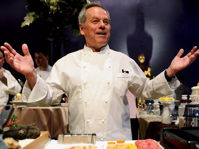 the life of wolfgang puck one of the top chefs of today